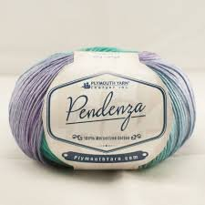 Pendenza Yarn by Plymouth at North Woods Knit and Purl in West Branch MI