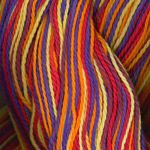 Anne Cotton Yarn by Plymouth Yarns Purple Haze 9502