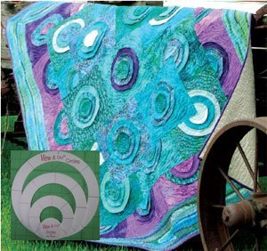 FREE Pond Lilies Pattern with Purchase of View & Do Circles Shapes