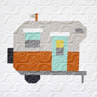 Up North Quilt Pattern by Pen & Paper Designs