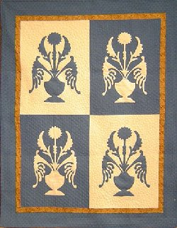 Victorian Elegance Quilt Pattern by Among Friends