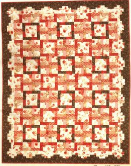 Panes and Frames Quilt Pattern by Quilt Design NW