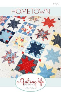 Hometown Quilt Pattern by A Quilting Life