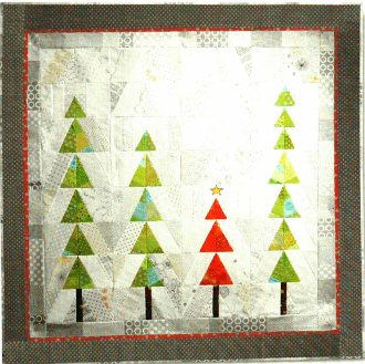 Pick Me Quilt Pattern by Quilt Queen Designs
