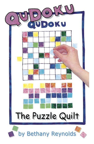 Qudoku Puzzle Quilt Pattern by Bethany Reynolds