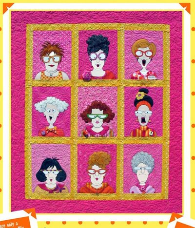 Quilter's Yearbook Epattern by Amy Bradley Designs