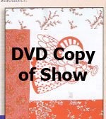 Redwork Angel Technique DVD 1702 by Kaye Wood