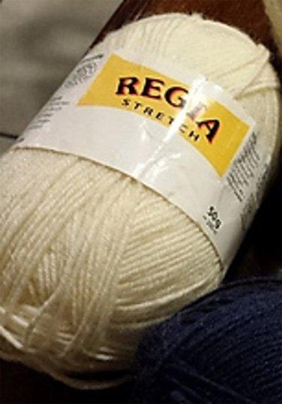 Stretch Fingering Weight Yarn by Regia