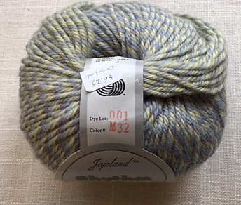 Rhythm Yarn by Jojoland color M32