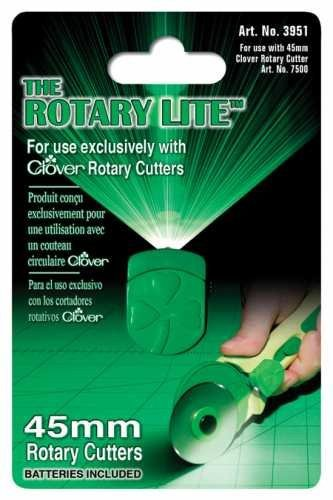 The Rotary Lite 45mm by Clover