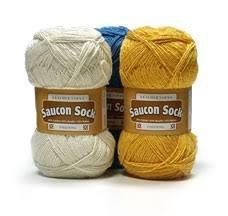 Saucon Sock Yarn by Kraemer Yarns