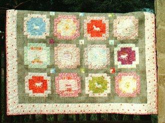 Castle Lattice Quilt Pattern In 7 Sizes By Schlosser Design
