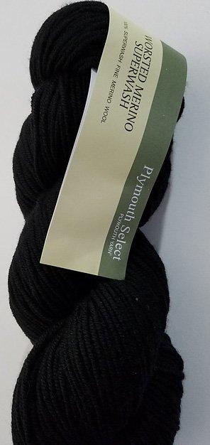 Select Worsted Superwash Merino Yarn by Plymouth
