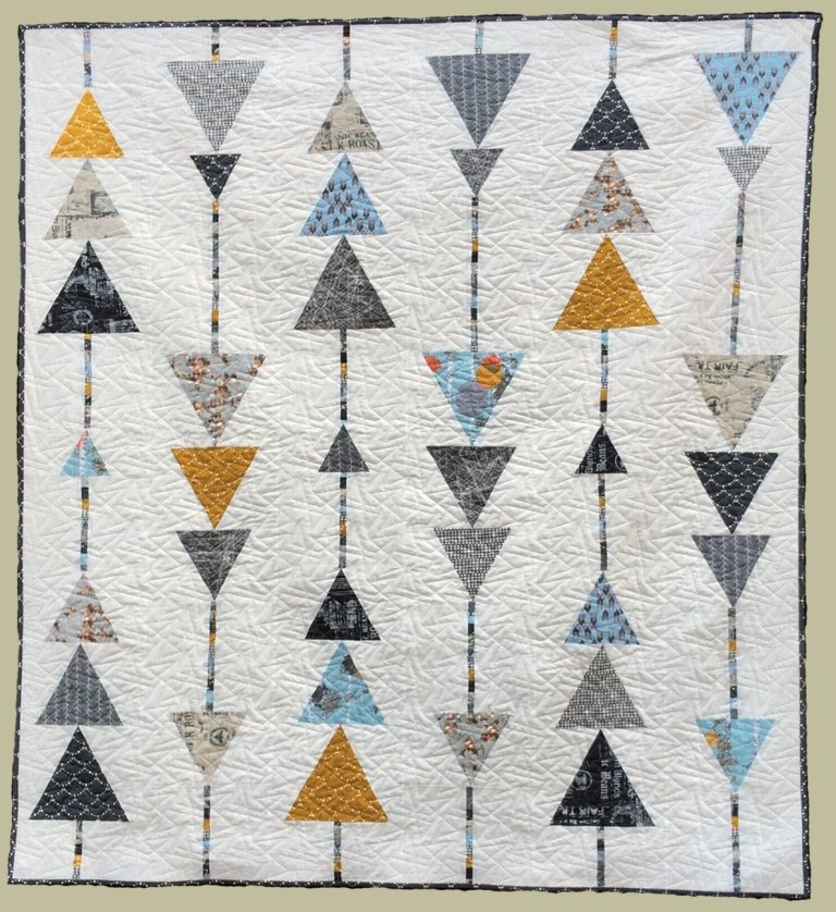 Sergent Pepper Quilt Pattern by Abbey Lane Quilts