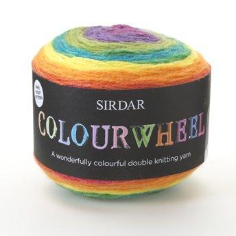 Sirdar Colourwheel Yarn