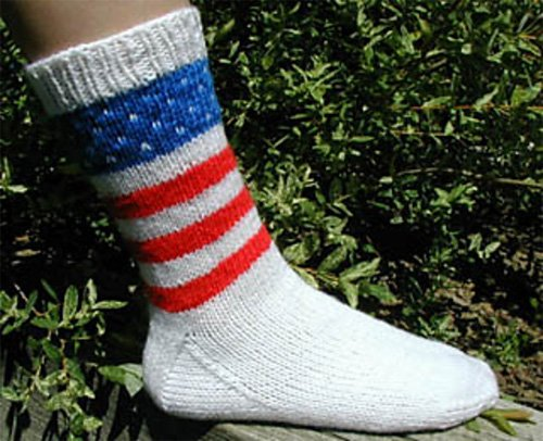 Sock of the Month for July by Lisa's Knits