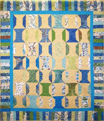Spool Box Quilt Pattern by Amy's Wagon Wheel Creations