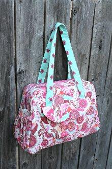 Aragon Bag Pattern by Sew Sweetness