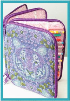 Ultimate Art Organizer Pattern by Sew Sweetness