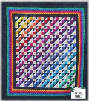 Simply Find Your Sunshine Quilt Pattern by Simply Stitch Designs