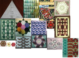 Starmaker 6 Master Template and Pattern Set by Kaye Wood
