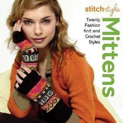 Stitch Style Mittens Knitting Book
