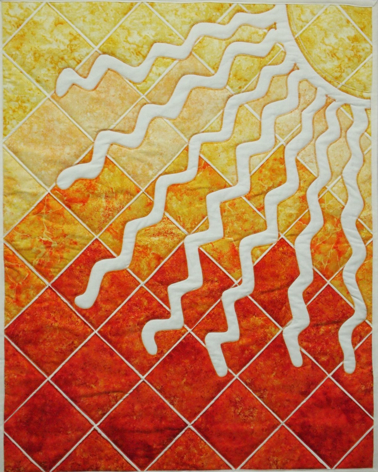 Sunshine Quilt Pattern by Another by Anita