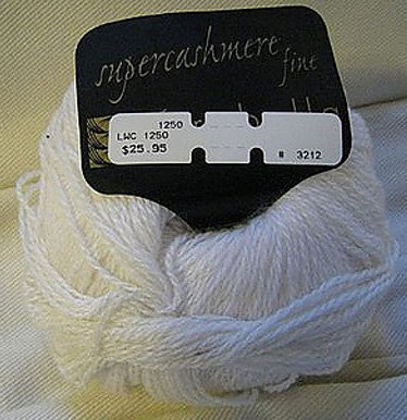 SuperCashmere Fine Yarn by Karabella
