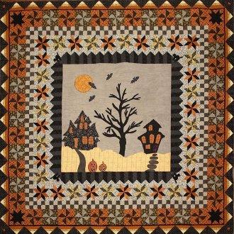 Ichabod Hollow Quilt Pattern by ThimbleCreek Quilts