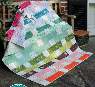 Thread Count Quilt Pattern by Stitchery Dickory Dock
