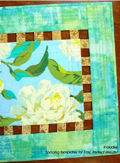 Goof-Proof Lattice Border Table Runner and Place Mat Patterns by Tiger LIly Press