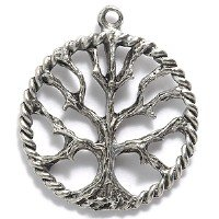 Tree of Life Pendant at North Woods Knit & Purl