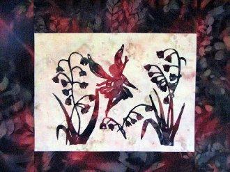 Fairies Austen Quilt Pattern by Willow Bend Creations
