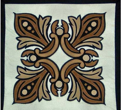 Wood Carving Wallhanging Pattern