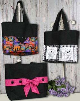 Cover all Totes Pattern by Whistlepig Creek Productions