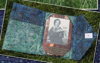 E Cozy Palooza Ereader Cover Pattern by Whistlepig Creek Productions