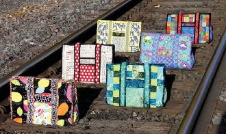 Baby Sister Tote Bag/Purse Pattern by Whistlepig Creek Productions