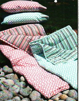 Little Sleepers Sleeping Bag Pattern by Whistlepig Creek Productions