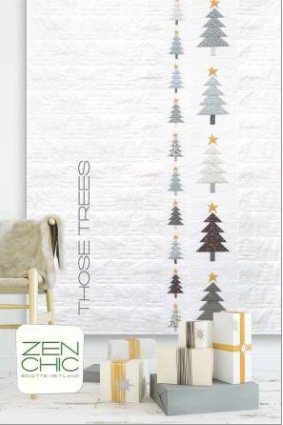 Those Trees Quilt Pattern by Zen Chic