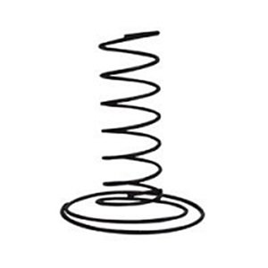 Spiral Wire Candle Stand