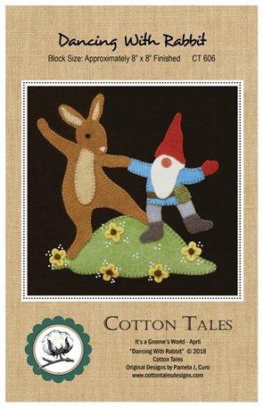 Dancing with Rabbit Pattern & Kit