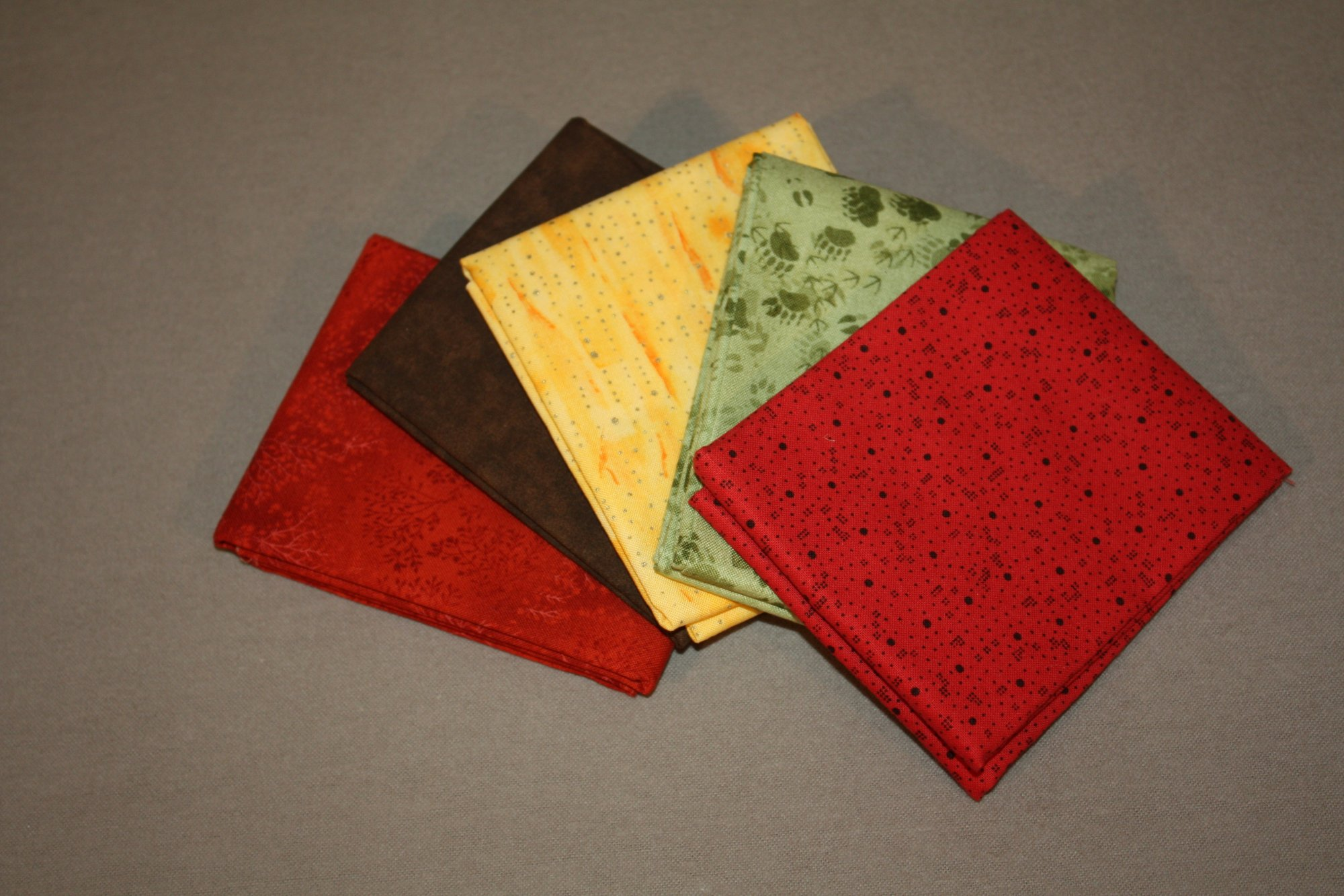 Fall Fat Quarter Bundle