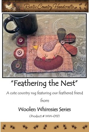 Feathering the Nest Pattern