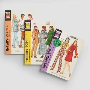 McCall's Vintage Pattern Notebooks