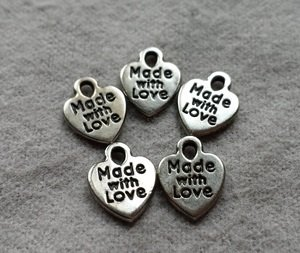 Charms- Nickel (5 Pieces)