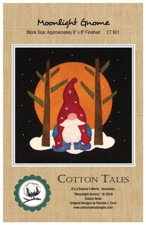 Moonlight Gnome Pattern & Kit