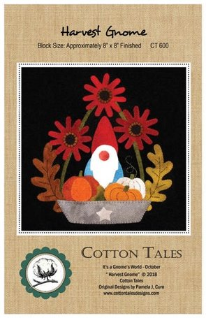 Harvest Gnome Pattern & Kit