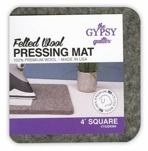 Felted Wool Pressing Mat 4 SQ