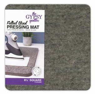 Felted Wool Pressing Mat 8-1/2 SQ