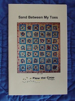 Sand Between My Toes Patterns